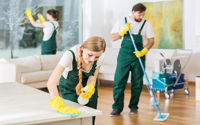 Dịch vụ vệ sinh giá rẻ nhất hcm