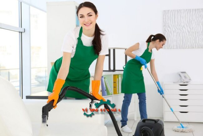 Dịch vụ vệ sinh nhà cửa chuyên nghiệp