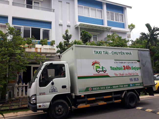 Cho thuê xe tải dọn nhà đi tỉnh