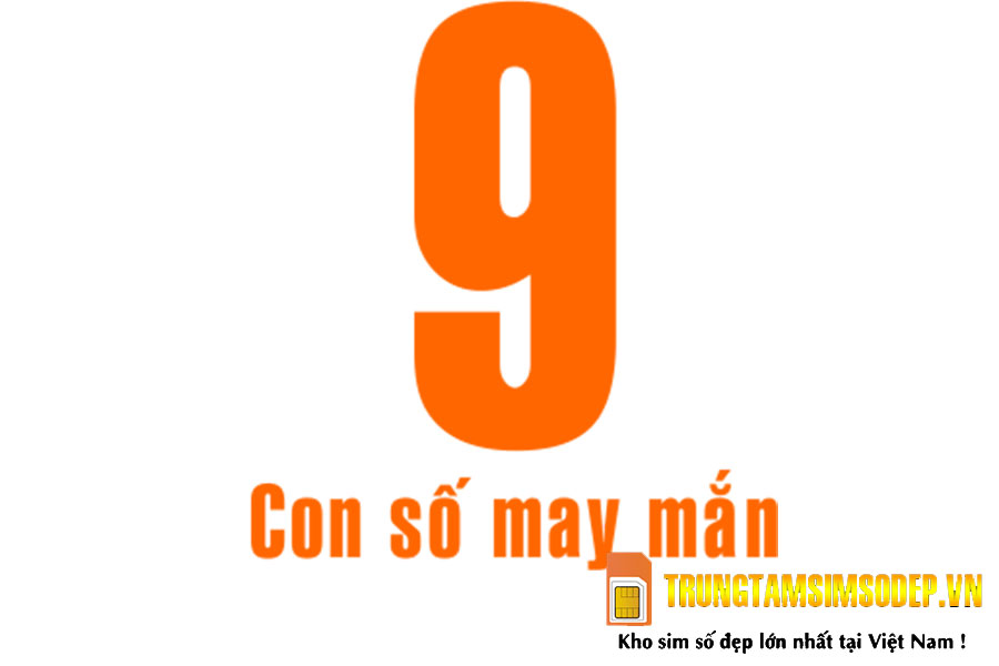 Số 9 may mắn