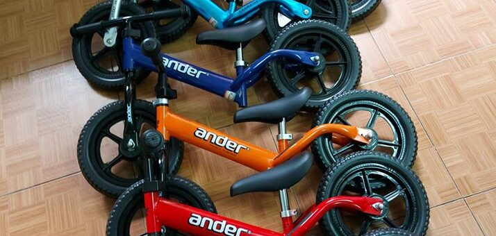 Xe đạp thăng bằng ander