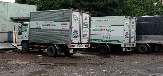 Cho thuê xe tải chuyển hàng hóa