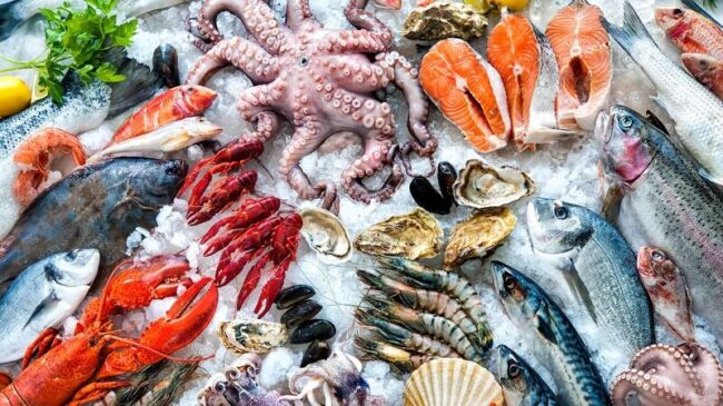 Hải sản tươi sống hcm
