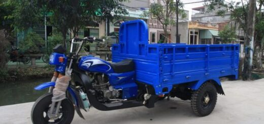 Xe ba gác chở thuê quận Bình Tân