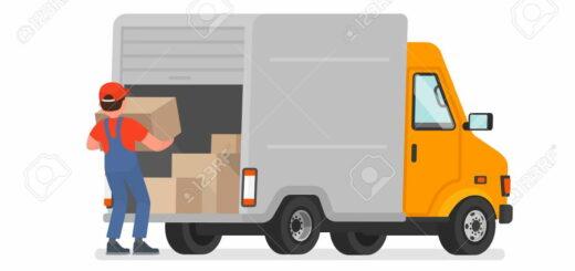 Xe tải vận chuyển hàng giá rẻ