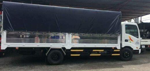 Cho thuê xe tải thùng dài 6m 2 tấn,ngang 2m, cao 2m