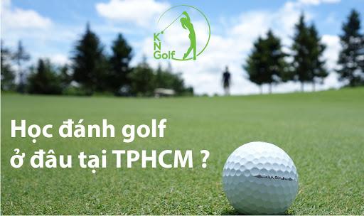 Tìm thầy học đánh golf tại HCM