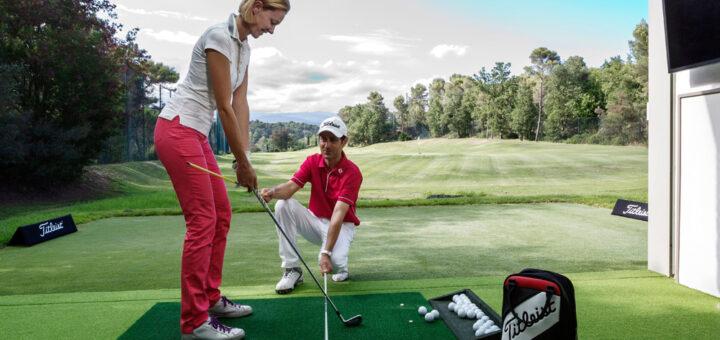 Tìm thầy dạy đánh golf tại HCM